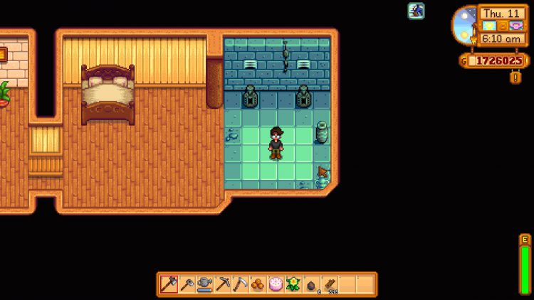 How To Get Krobus As Roommate In Stardew Valley Stardew valley expanded is a fanmade expansion for concernedape's stardew valley. get krobus as roommate in stardew valley