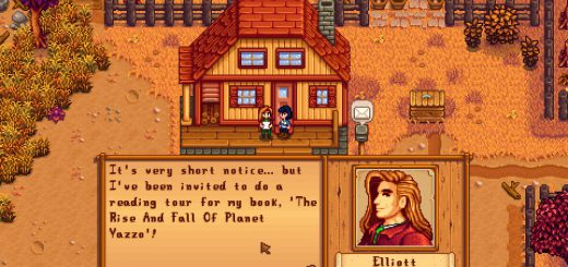 Featured image on How to Unlock the Elliott 14 Heart Event in Stardew Valley guide