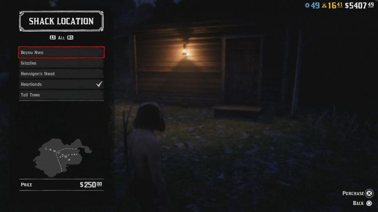 Red Dead Redemption Online: How to Move Moonshine Shack