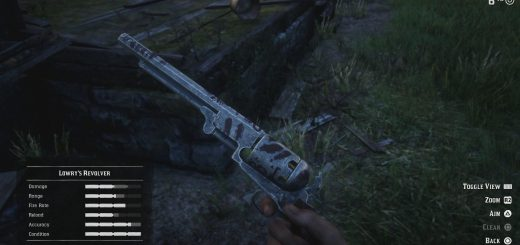 Featured image on how to get the Free Navy Revolver guide for RDO