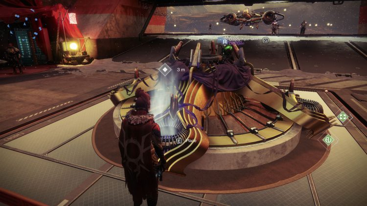 Image showing how to complete the EDZ Connection with the Tower obelisk.