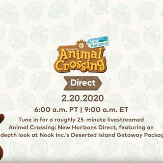 Featured image on Animal Crossing: New Horizons Direct rundown article.