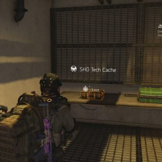 Featured image on Financial District SHD Tech Cache Locations guide