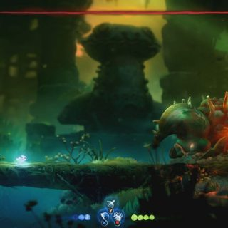Featured iamge on Ori and the Will of the Wisps Boss List