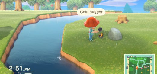 Featured image on Where to Get Gold Nuggets guide for Animal Crossing New Horizons
