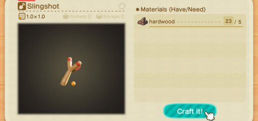 Featured image on How to Make a Slingshot guide for Animal Crossing New Horizons