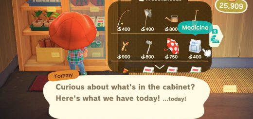 Featured image Where to Buy Medicine for Hornet Stings for Animal Crossing New Horizons
