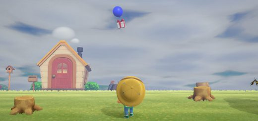 Featured image on How to Shoot Down Balloons Animal Crossing New Horizons guide