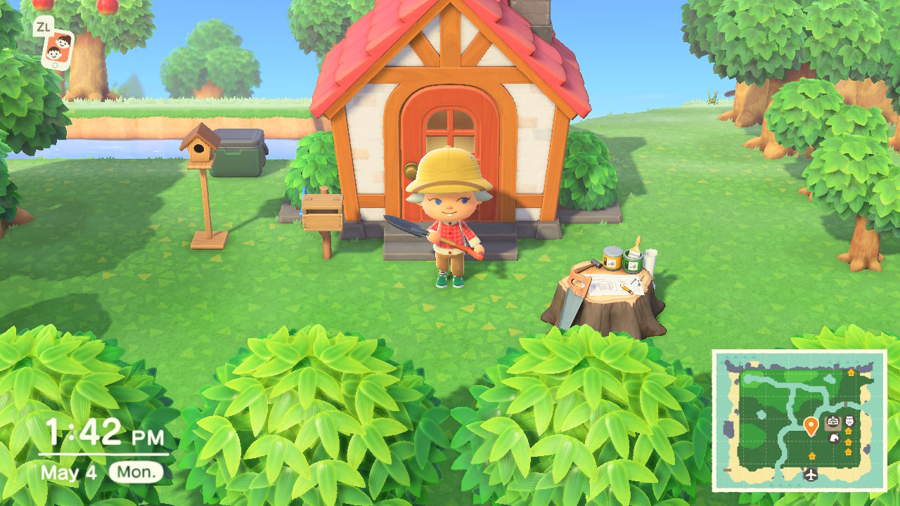 Animal Crossing New Horizons House Upgrades List