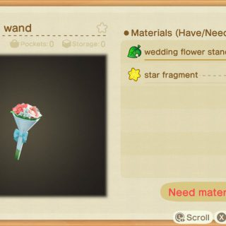 Featured image on Animal Crossing New Horizons All Wedding Seasonal Event Items list