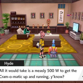 Featured image on How to Use the Cram-o-matic in Pokemon Sword and Shield guide