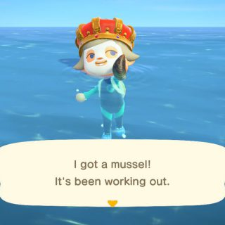 Featured image on Animal Crossing New Horizons Diving Sea Creatures List