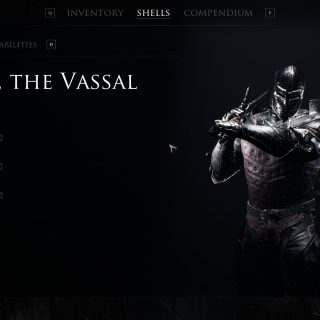 Featured image on the Mortal Shell Playable Shells list