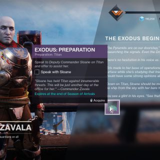 Featured image on Destiny 2 Exodus: Preparation Guide