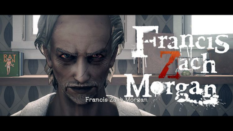 Image showing Francis Zach Morgan in Deadly premonition 2.