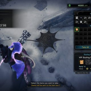 Featured image on Monster Hunter World How to Get VIP Sizzling Spice Tickets guide.