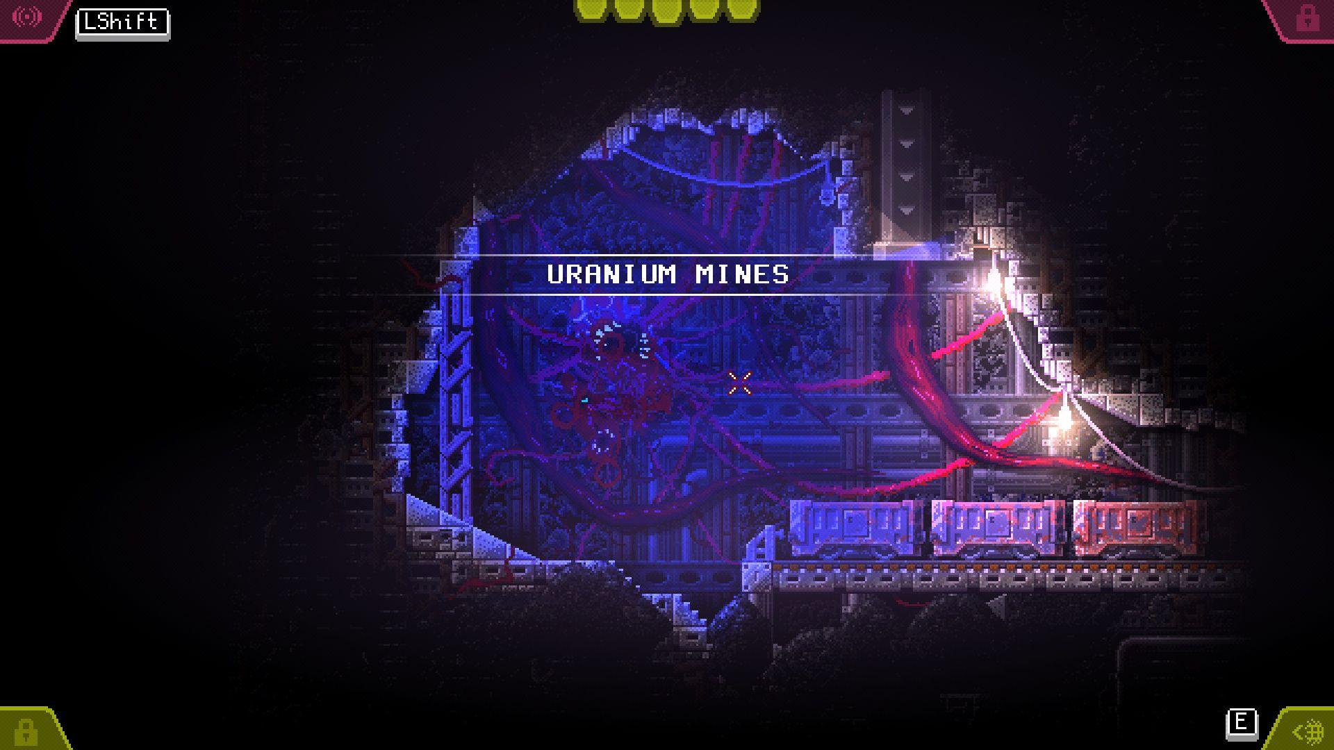 Uranium Mines Carrion Guide And Walkthrough