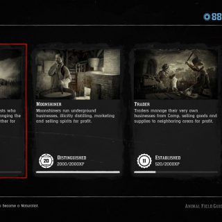 Featured image on Naturalist Role Guide for Red Dead Online.