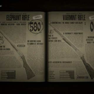 Featured image on Elephant Rifle guide for Red Dead Online.