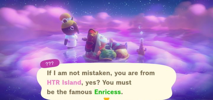 Featured image on Animal Crossing New Horizons Dream Address thread.