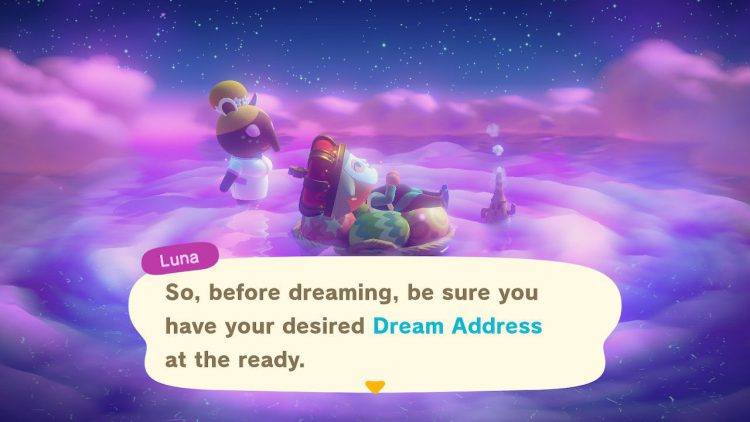 Image showing How to Visit Other Player's Dreams in Animal Crossing New Horizons.