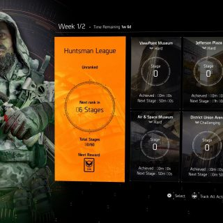 Featured image on The Division 2 Huntsman League guide