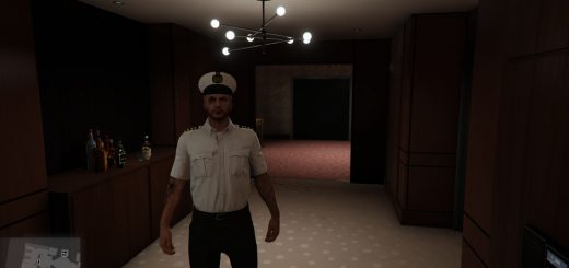Featured image on How to Get the Yacht Captain Outfit in GTA Online guide.