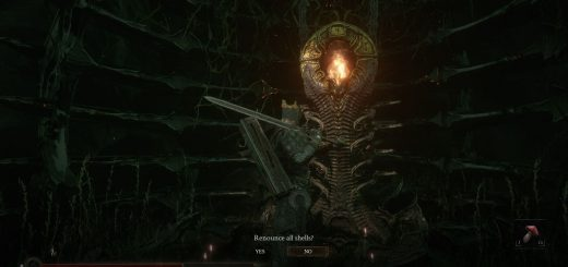 Featured image showing the Strange Altar in Mortal Shell