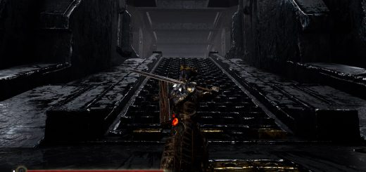 Featured image on Seat of Infinity guide for Mortal Shell.