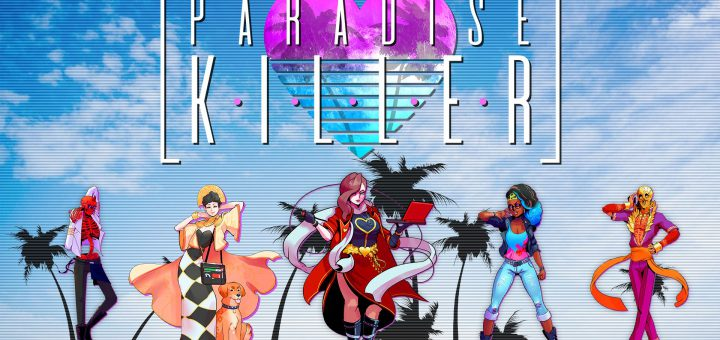 Featured image on Paradise Killer review.
