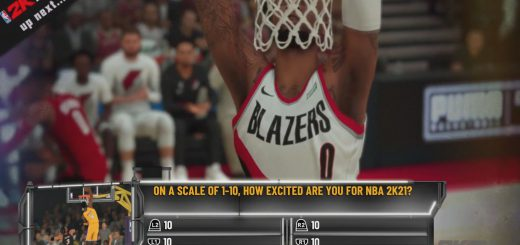 Featured image on NBA 2K21 2KTV Episode 1 Answers guidde