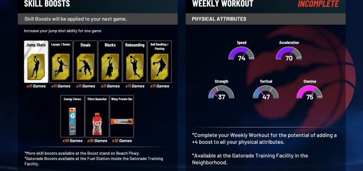Featured image on How to Access NBA 2K21 DLC Items guide.