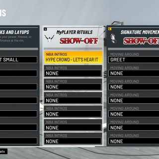 Featured image on How to Change MyPLAYER Rituals in NBA 2K21.