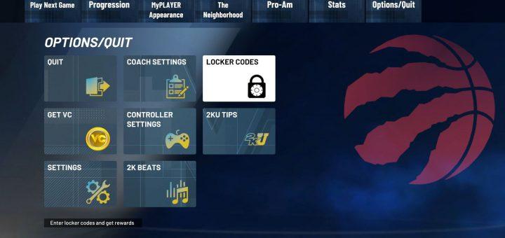 Featured image on NBA 2K21 Locker Codes List.