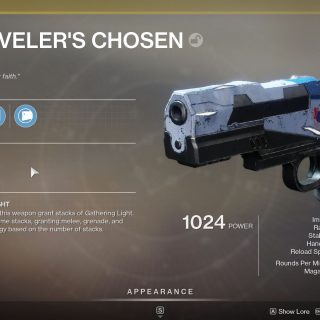 Featured image on Traveler's Chosen Guide for Destiny 2.