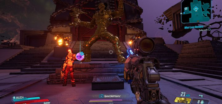 Featured image on Borderlands 3 Psycho Krieg and the Fantastic Fustercluck Missions List.