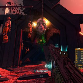 Image showing How to Open Vaulthalla Secret Room in Borderlands 3.
