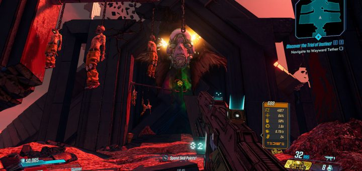Image showing How to Open Vaulthalla Secret Room in Borderlands 3.