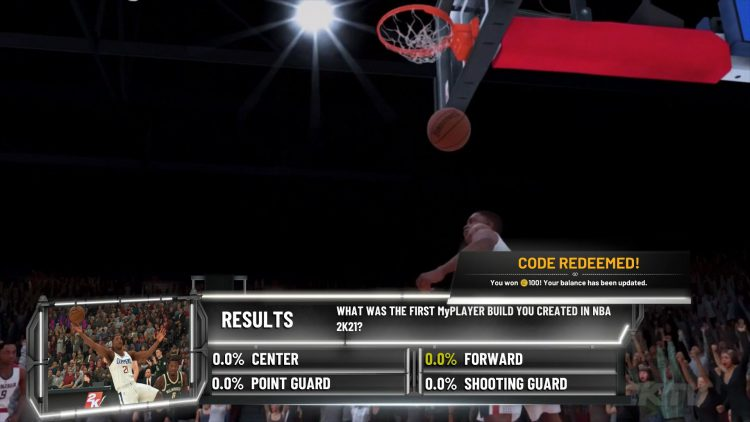 Featured image on NBA 2K21 2KTV Episode 2 Answers.