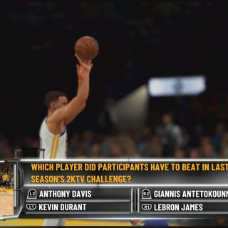 Featured image on NBA 2K21 Episode 4 Question Answers guide.