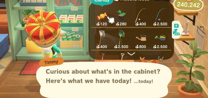 Featured image on How to Get Candy in Animal Crossing New Horizons guide.