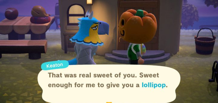 Featured image on How to Get Lollipops in Animal Crossing New Horizons guide.