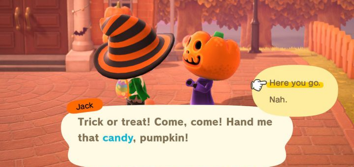 Featured image on All Jack Rewards in Animal Crossing New Horizons guide.