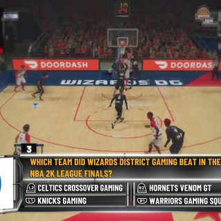 Featured image on NBA 2K21 2KTV Episode 6 Answers guide.