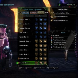 Featured image on How to Get the Fun Fright Fest Armor and Palico Sets guide.