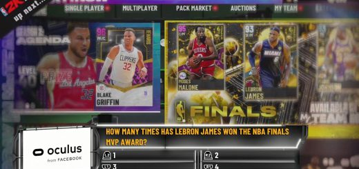 Featured image on NBA 2K21 2KTV Episode 7 Question Answers guide.