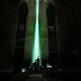 Featured image on In The Chamber of Pillars level of Amnesia: Rebirth you will need to solve a three pillar puzzle in Amnesia: Rebirth guide.