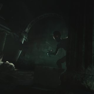 Featured image on Amnesia: Rebirth Review.