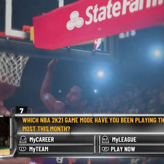 Featured image on NBA 2K21 2KTV Episode 8 Question Answers guide.