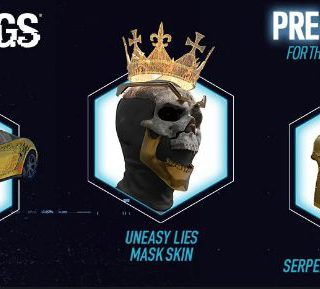 Featured image on how to access Watch Dogs: Legion DLC Items guide.
